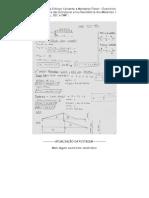 Cálculo e Diagrama de Esforço Cortante e Momento Fletor