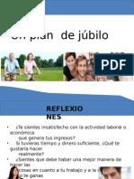 Plan de Jubilo Mes Julio 2015