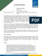 forumZFD Job Announcement Davao