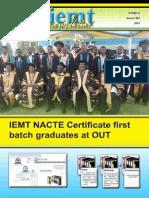 IEMT Newsletter 2014 C