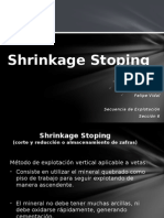 Shrinkage Stoping.pptx