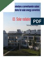 03. SOCS_2013 - Radiatia Solara