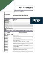AIRTEL ATP FORM