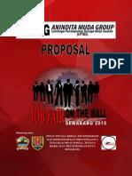 Proposal Job Fair on the Mall Semarang 2015
