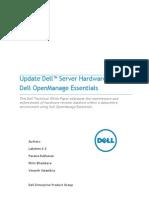Dell Openmanage Essentials v1.1 White Paper
