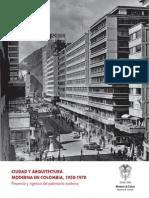 Modernidad en Colombia
