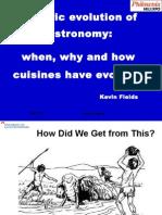 Presentation - gastronomy