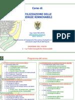 Corso FER - 1 - FER