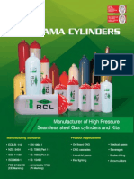 Rama Brochure Cylinder Manufacturer