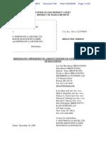 Amgen Inc. v. F. Hoffmann-LaRoche LTD et al - Document No. 199