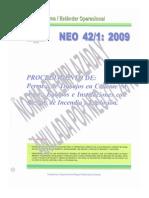 NEO-42-1B Procedimiento de Permiso de Trabajos en Caliente en Areas, Equipos e Instalaciones, Con