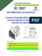 NEO-60 Seguridad de Las Máquinas – Conceptos, Terminología Básica y Aspec-Tos Generales Aplicable
