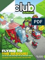 LEGO Club Magazine Green Brick May Junepdf