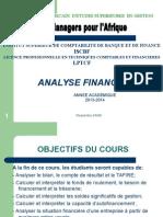 Cours d'analyse Financière