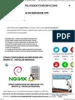 Cómo configurar un servidor VPS.pdf