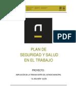 Plan de Seguridad y Salud GRADA NORTE MOLINON PDF