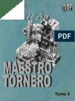 Curso Maestro Tornero - Tomo 03