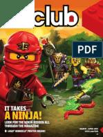 LEGO Club Magazine Red Brick Marchpdf