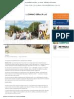 07-09-2015 Continua Pepe Elías Llevando Obras a Las Colonias