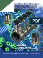 Proporcional _Control Valve _Air _DataSheet