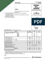 2n6509 data sheet
