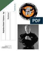 Apresentação Bujinkan 2015