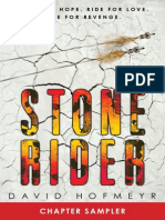 Stone Rider by David Hofmeyr