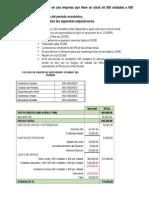 Costeo de Produccion