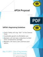 SAPOA Proposal- July 10, 2015