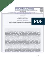 Ámbitos de Sociabilidad y Conflictividad Social en Chile Tradicional Siglos XVIII y XIX
