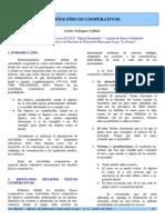 Velázquez (2003) - Desafíos Físicos Cooperativos