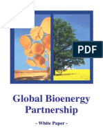 White Paper on Biofuels
