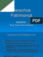 Curso Derechos Patrimonial