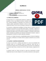 Gloria SA