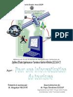 Pour une informatisation du Tourisme
