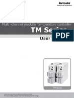TM Series(User Manual)