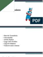 Artrite Séptica e Tumores