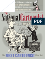 The National Cartoonist Issue 2