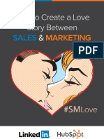 Love Story Between Marketing and Sales eBook