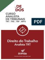 Guia-De-Estudos Trabalho TRT FCC