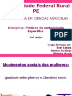 Mov Social _feminismo
