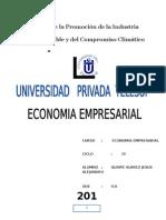 Trabajo Grupal Economia Empresarial