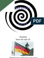 Alemania Inicio Del Siglo 20