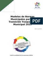 2.Modelos Normas Transicion 2015 Fase II