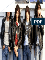 The Ramones by TeQuilaA 5
