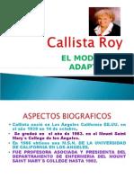 Callista Roy Por Vyktor Alvarez