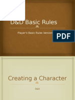 D&D 5th edition Basic Rules