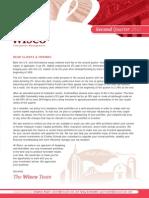Wisco Newsletter Q215