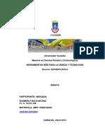 Universidad Yacambu Informatica Base de Datos Para Entrega