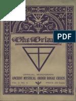 The Triangle February 1924